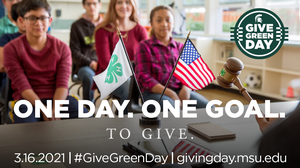 4-H Give Green Day