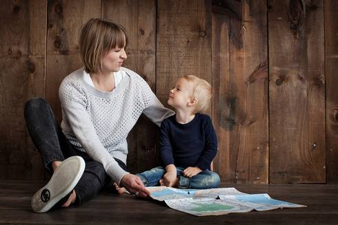Parents in this category tend to develop close, nurturing relationships with their children as they provide clear, firm and consistent guidelines.