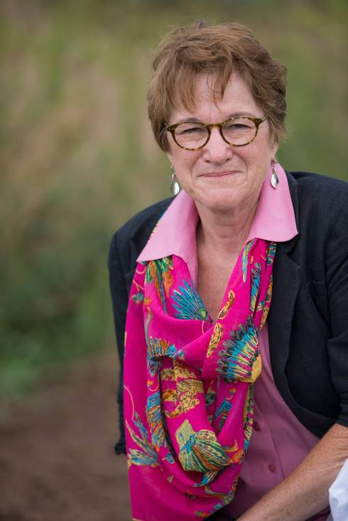 Katherine L. Gross is the director of the Kellogg Biological Station and MSU Hannah Distinguished Professor of plant biology.