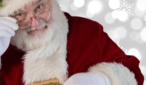Santa's watching: The two words young children dread to hear this time of year