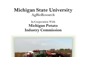 2012 Michigan Potato Research Report