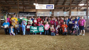 4-H Challenged Me helps kids make a new connection
