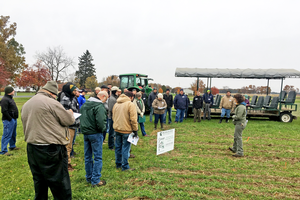 Attend the Cover Crop and Crop Innovation Field Day at Kellogg Biological Station