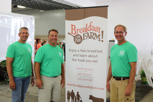 MSU Extension's Breakfast on the Farm program tops 75,000 visitors