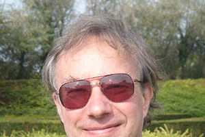 Image of Jon Burley, associate professor of landscape architecture.