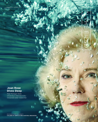 Joan Rose Dives Deep: Meet Michigan State University's internationally renowned water researcher.