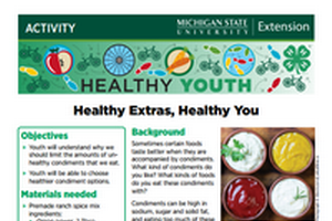 Healthy Youth Activities for 4-H Leaders and Clubs