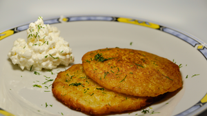 Food for the holidays: Latkes
