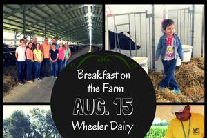 Gratiot County farm to host Breakfast on the Farm Aug. 15