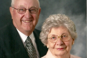 Francis and Wilma Trierweiler