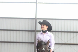 AFNRE major personalizes her MSU studies to pursue an equine career