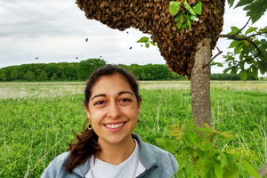 Michigan State University strengthens commitment to Michigan bees and beekeepers with two new positions