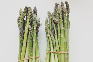Nothing says spring like Michigan Asparagus