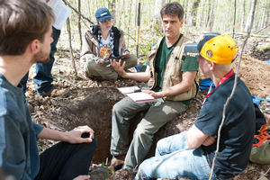 Training future foresters new part of partnership between MSU, community colleges, industry
