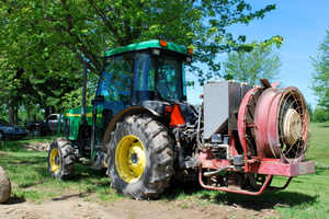 Review sessions in Upper Peninsula with exams for state certified pesticide applicators