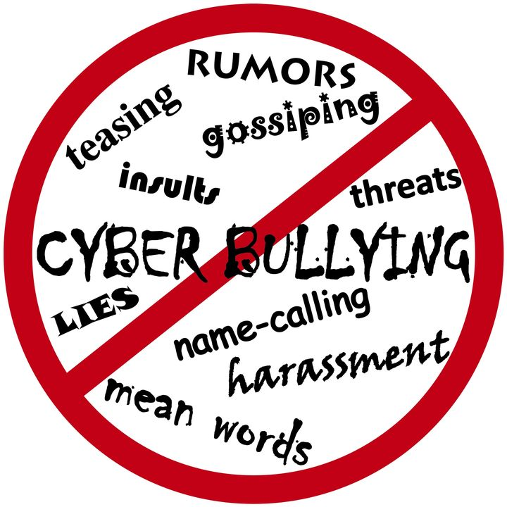 Make sure your child knows they can come to you if they or someone they know is bullying or being bullied.