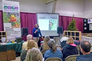 Smart gardening featured at Escabana Kiwanis Home and Garden Show