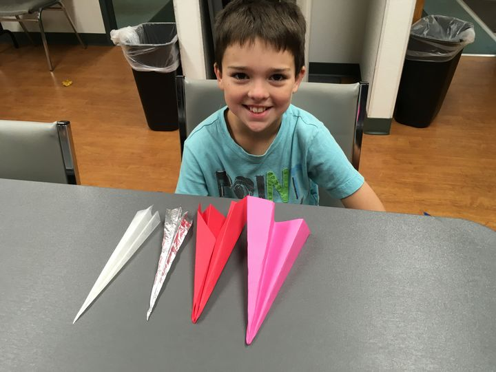 BEST PAPER AIRPLANE - How to make a Paper Airplane that Flies ... | 540x720