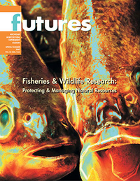 Fisheries and Wildlife Research: Protecting and Managing Natural Resources Cover