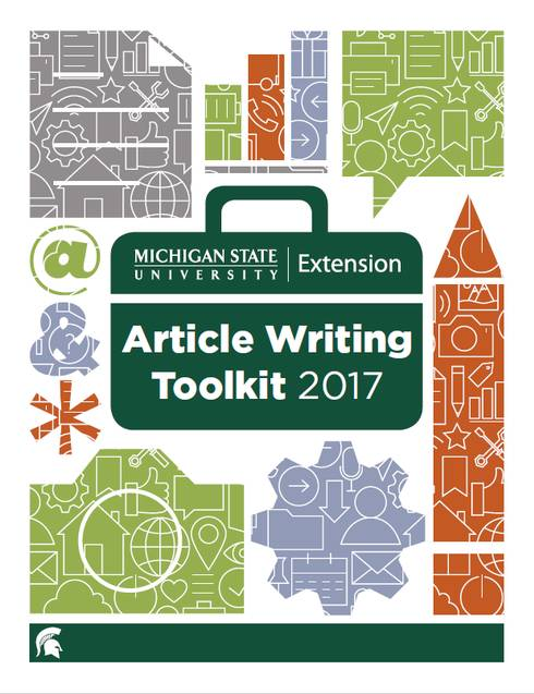 Cover of Article Writing Toolkit