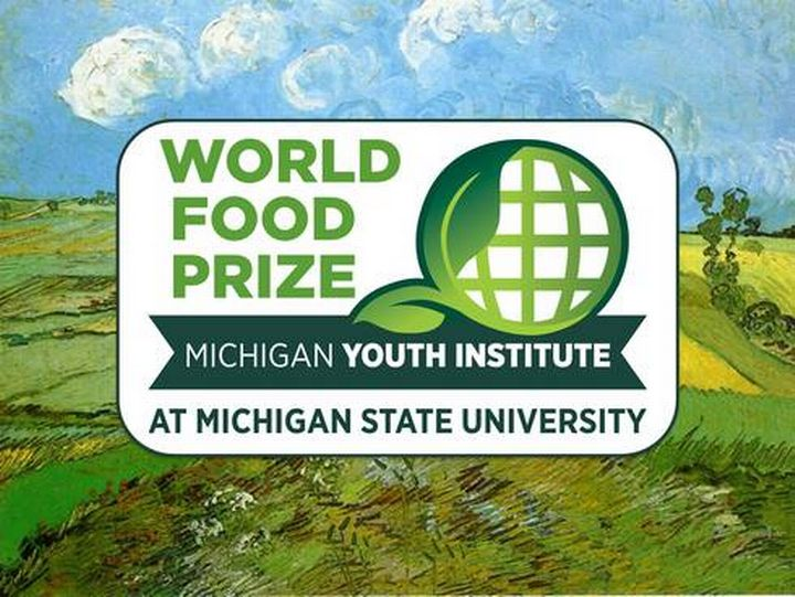 World Food Prize Michigan Youth Institute logo