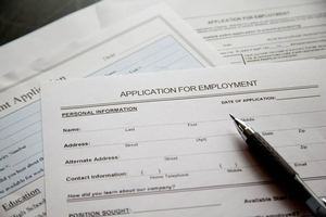 Overcoming common errors of completing job applications