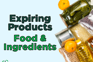 Expiring Products – Food & Ingredients