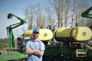 Institute of Agricultural Technology student shares his career path