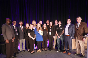 MSU Student Builders and Contractors Association receives 2nd place for NAHB Outstanding Student Chapter Awards