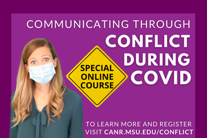 Communicating through conflict during COVID-19