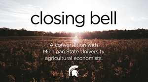 MSU faculty host weekly conversations on coronavirus pandemic and its impacts on agriculture and the economy