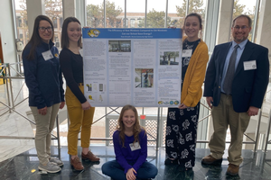 Earth Day every day: Engaging youth in Great Lakes and natural resources science through research and place-based education