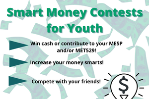 Win some money and gain financial education with Smart Money Contests
