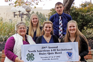 Michigan youth compete at 2017 national dairy quiz bowl contest in Louisville