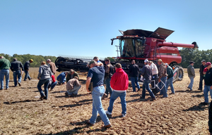 2017 Soybean Harvest Equipment Field Day set for Sept. 26