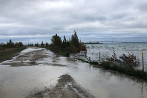 International Joint Commission seeks input from those affected by this year's high Great Lakes levels