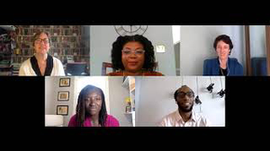 Equitable Inclusion in Virtual Community Engagement Webinar