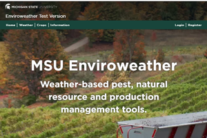 Enviroweather releases a test version of new website