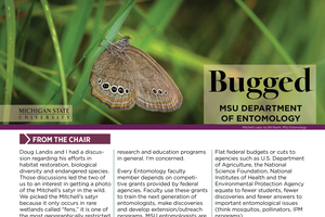Cover of Bugged issue