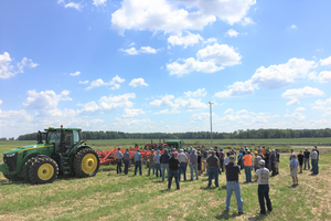 Nutrient Management Field Day on August 22