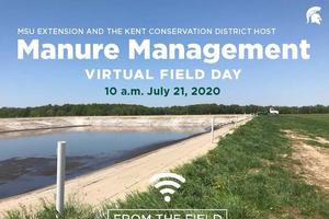 MSU hosts Manure Management Virtual Field Day