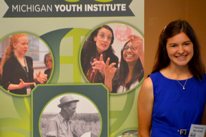 Youth leadership opportunities: World Food Prize Michigan Youth Institute and beyond