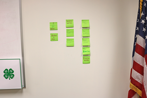 How to perfect the sticky wall facilitation tool