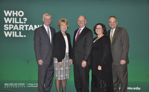 MSU Extension honors Michigan Milk Producers Association with Key Partner Award