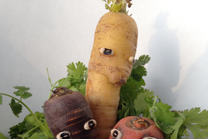In praise of ugly produce
