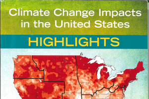 U.S. National Climate Assessment reports on the science of climate change and its impacts