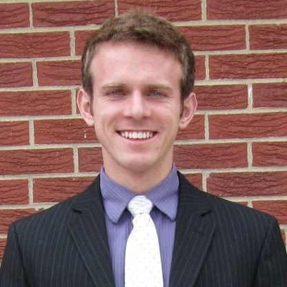 Justin Fast is the Social Initiatives Specialist at the Michigan Fitness Foundation in the city of Lansing, Mich.