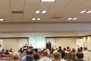 2014 Ingham County Tax Auction. Photo courtesy of the Ingham County Treasurer's Office