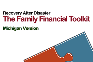 Recovery After Disaster: The Family Financial Toolkit