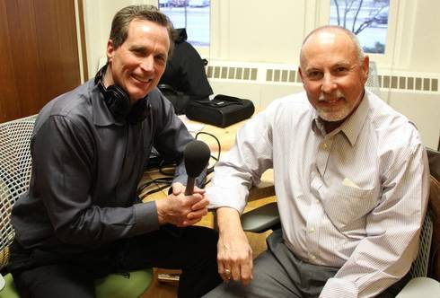 Russ White interviews MSU Forestry alumnus Mike Mordell for the Greening of the Great Lakes.
